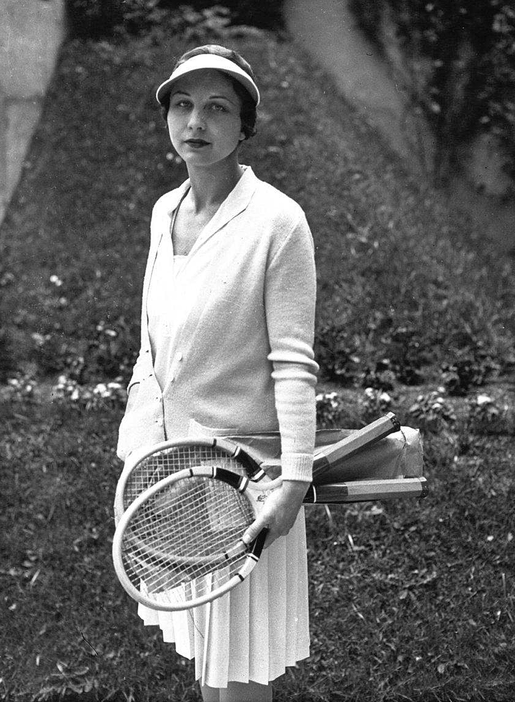 Players World of Tennis Roaring 20s