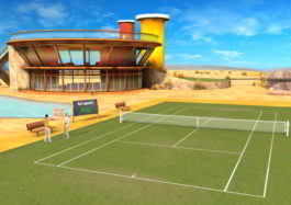 android tennis