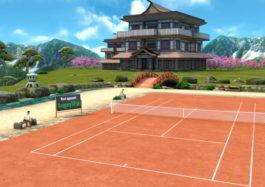 ios tennis