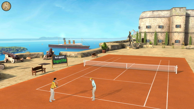 tennis android