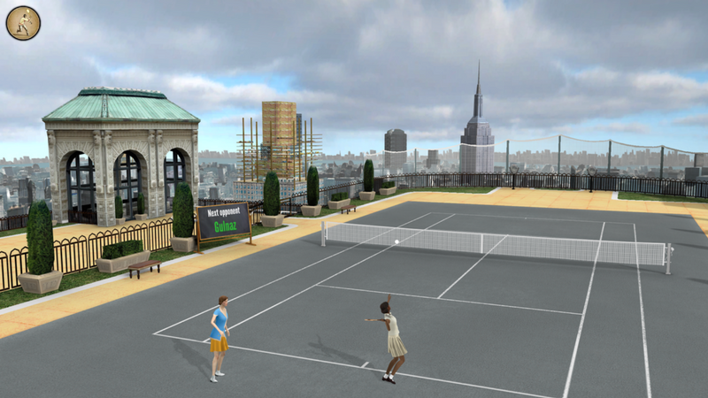 tennis game android