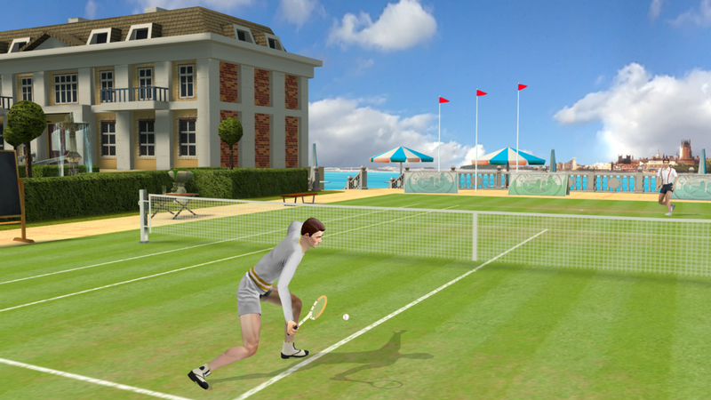 best android tennis game