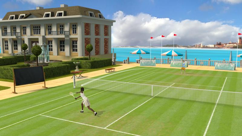 best ios tennis game