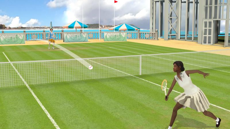 play tennis ios