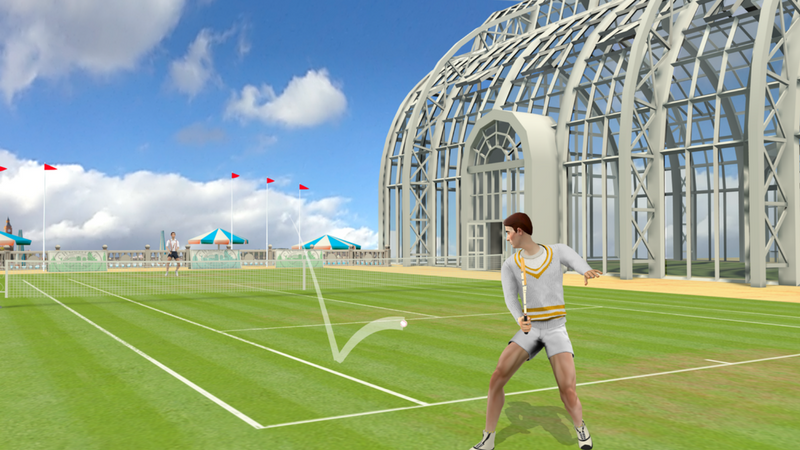 tennis for ios